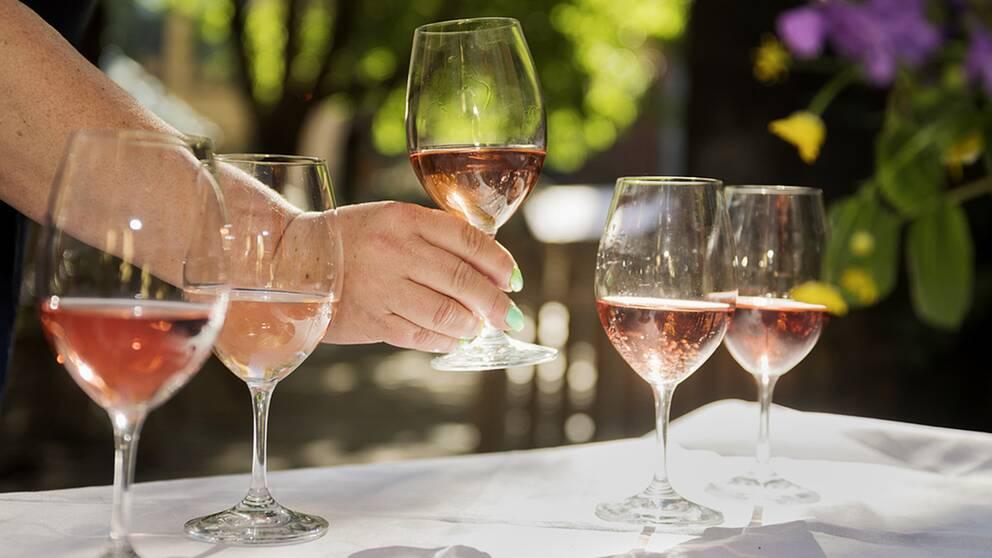 En majoritet i socialutskottet vill uppmana regeringen att utreda frågan om gårdsförsäljning av alkohol.