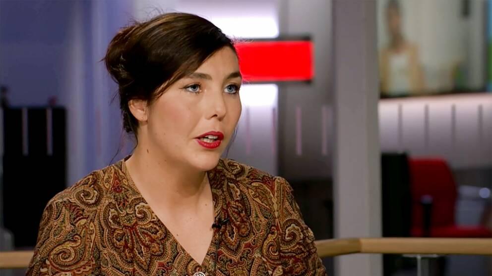SVT Kulturs Rebecca Lundberg kommenterar nu Katarina Frostensons och Sara Danius avhopp från Svenska Akademien.