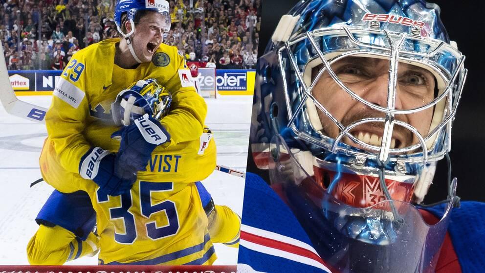 Lundqvist Ville Till Vm Tvingades Avsta Svt Sport