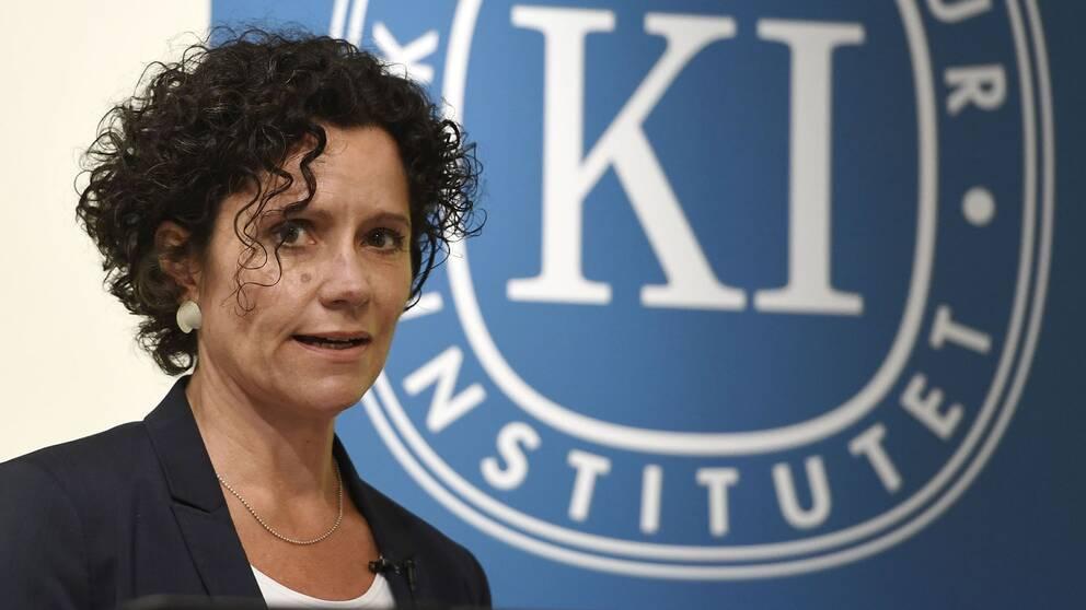 Konjunkturinstitutet prognoschef Ylva Hedén Westerdahl.