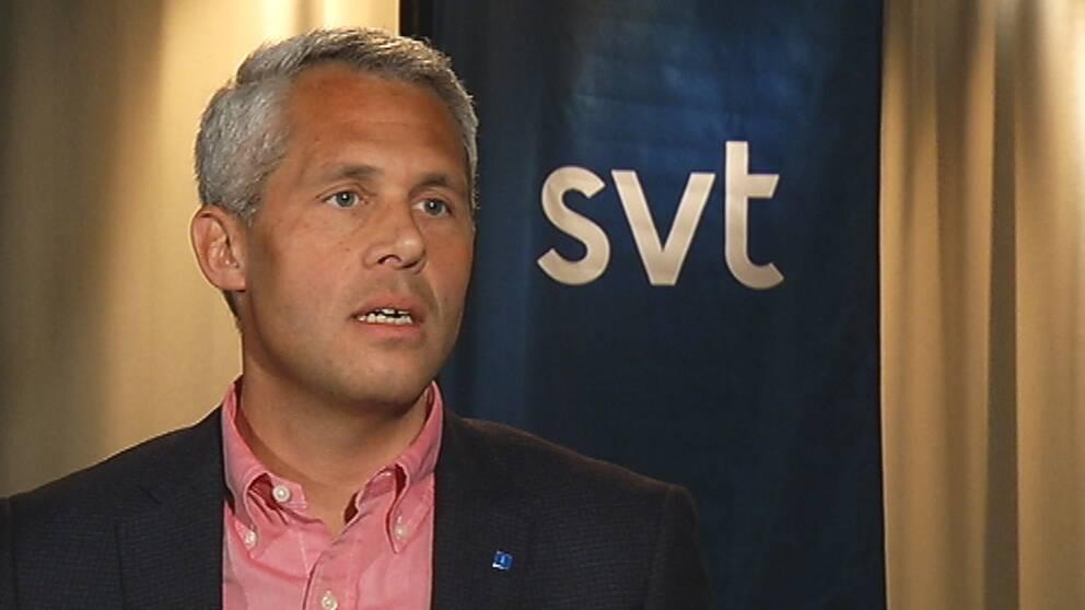 Kjell-Arne Ottosson (KD) riksdagsledamot Årjäng