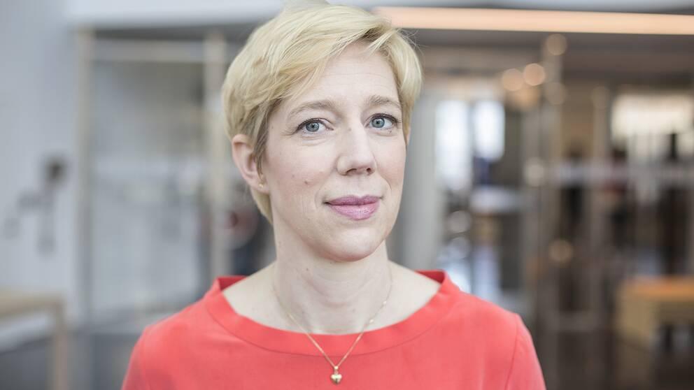Anna Breman, chefsekonom på Swedbank.