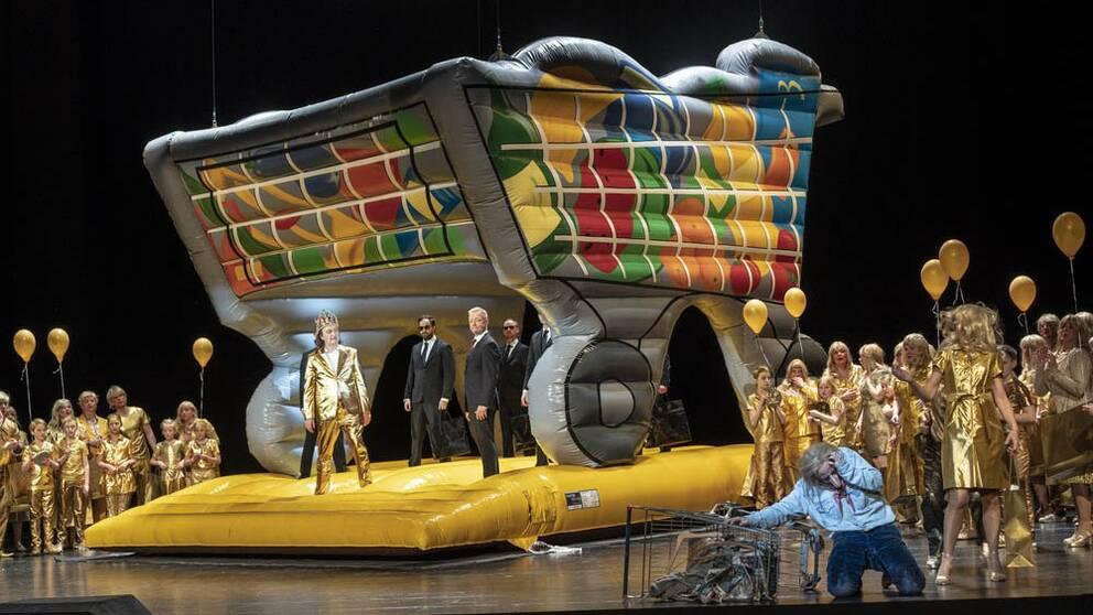 Modest Musorgskijs opera om tsaren Boris Godunoff