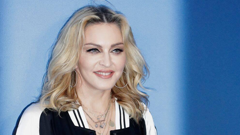 Madonna Död