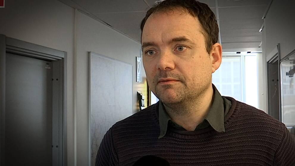 Magnus Agestav, ordförande Funktionsrätt Västmanland