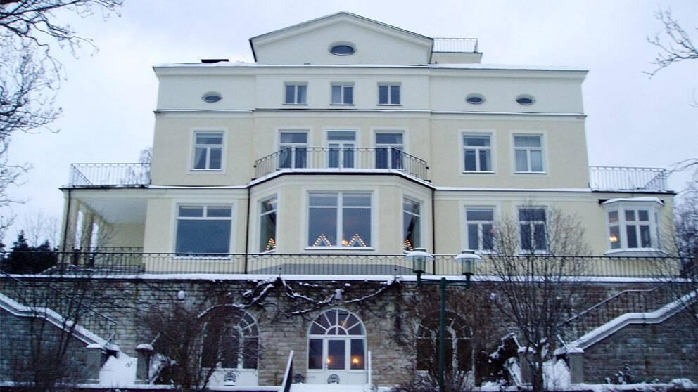Graninge stiftsgård