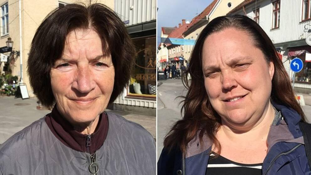 Gunn-Britt Oskarsson Johanna Mörtsjö Vadstena
