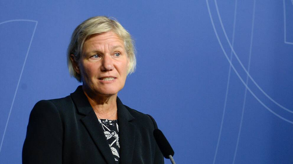 Ann-Marie Begler.