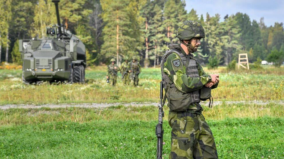 Svensk militär