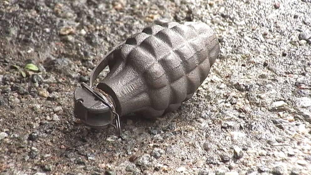 Från och med den 15 oktober i år till den 11 januari 2019 vill regeringen införa en amnesti för explosiva varor som handgranater.