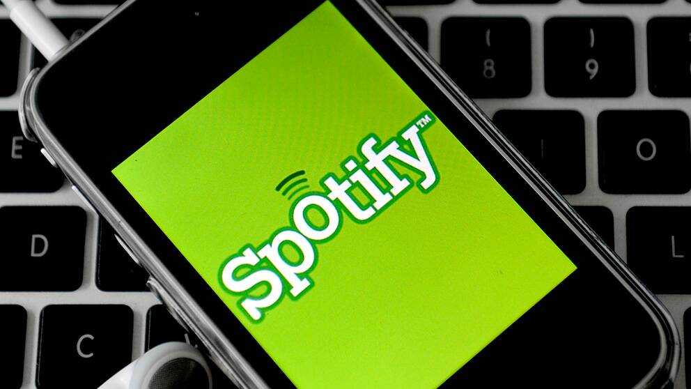 Spotify-telefon