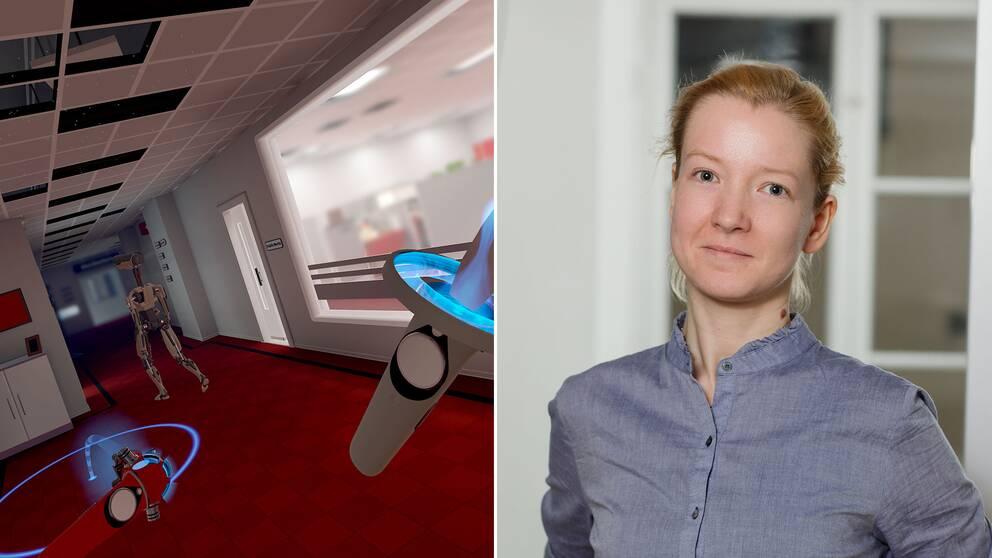 Jenny Nordenborg, grundare av Neat Corp och studiochef på Glorious group.