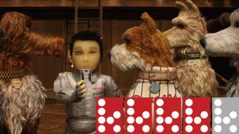 Isle of dogs: Animerad steam punk för barn och vuxna