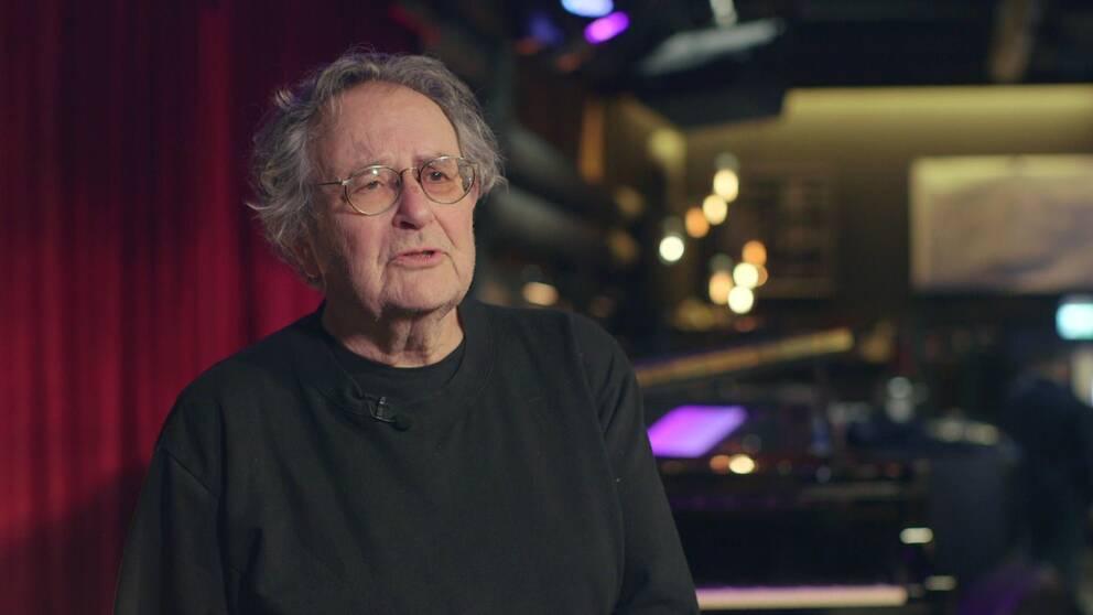 Georg Riedel är Sveriges mest produktiva kompositör.