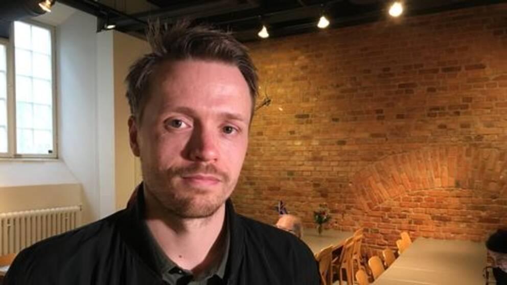 Brynjar Sigurðarson.