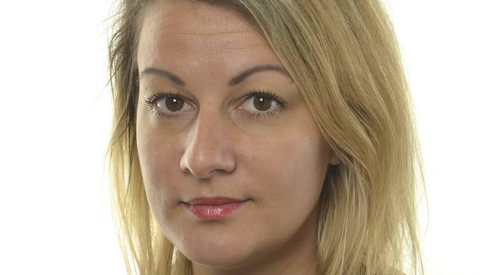 Riksdagsledamoten Sara Karlsson