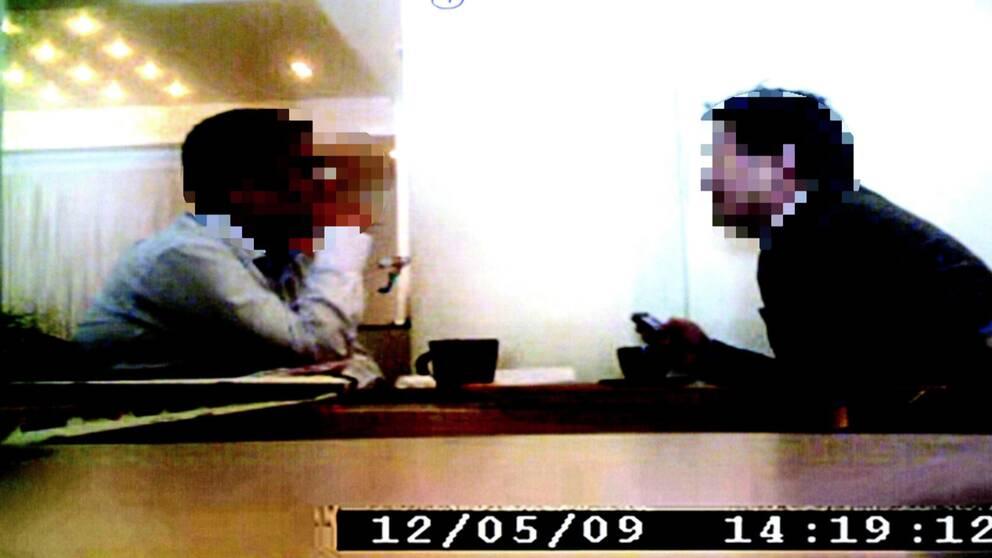 Den åtalade 50-åringen förnekar brott. Rättegången väntas pågå åtminstone fram till den 22 maj.