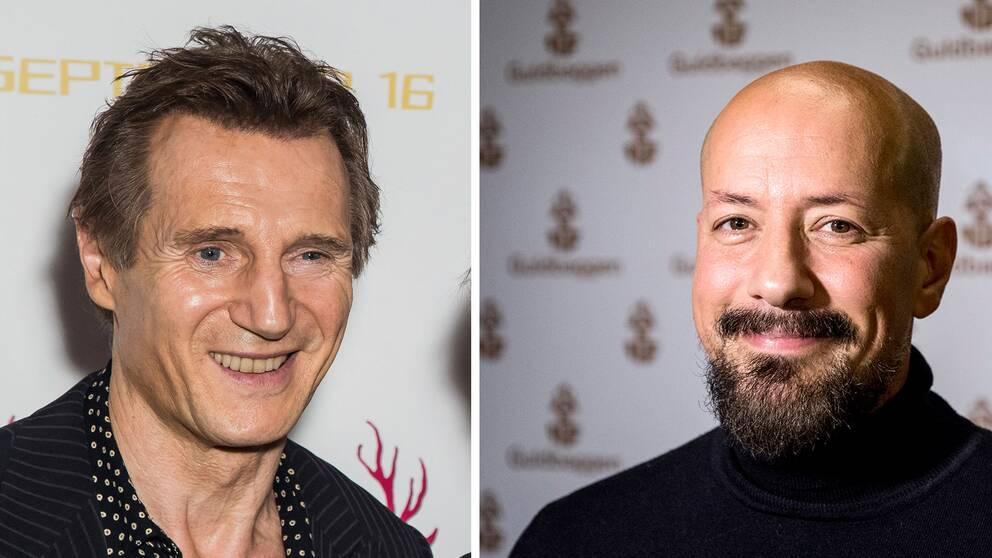 Liam Neeson spelar huvudrollen i Tarik Salehs nya film.
