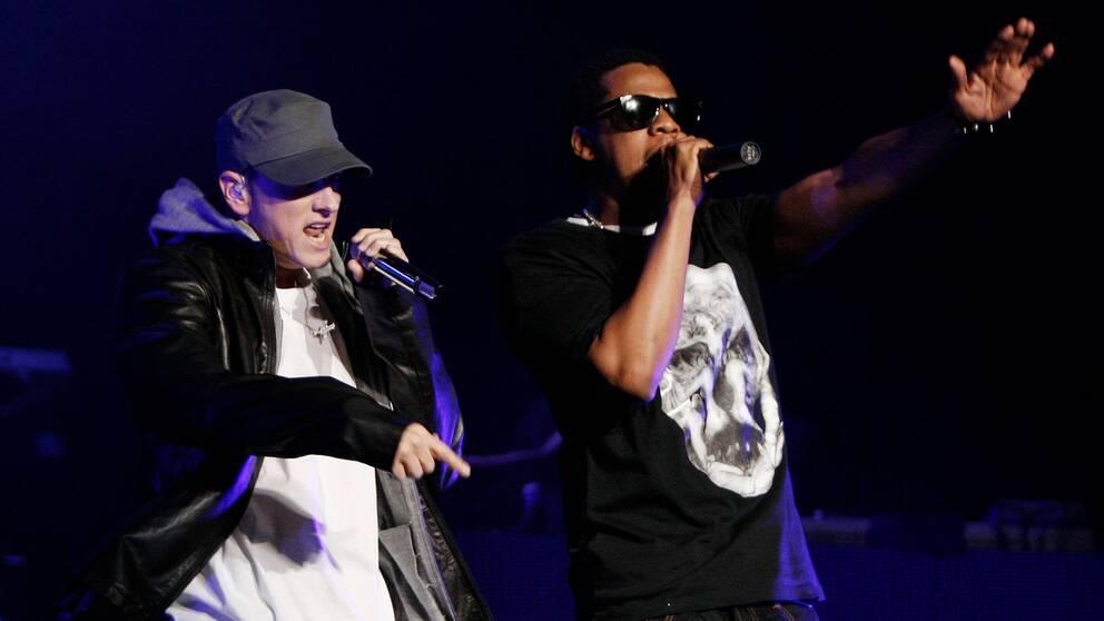 Eminem och Jay Z