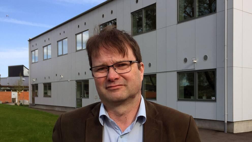 Rolf Englesson, före detta miljö- och byggchef i Höörs kommun.