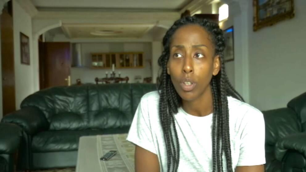 Emy Maru: Jag vet inte vad som kommer att hända i det där fängelset