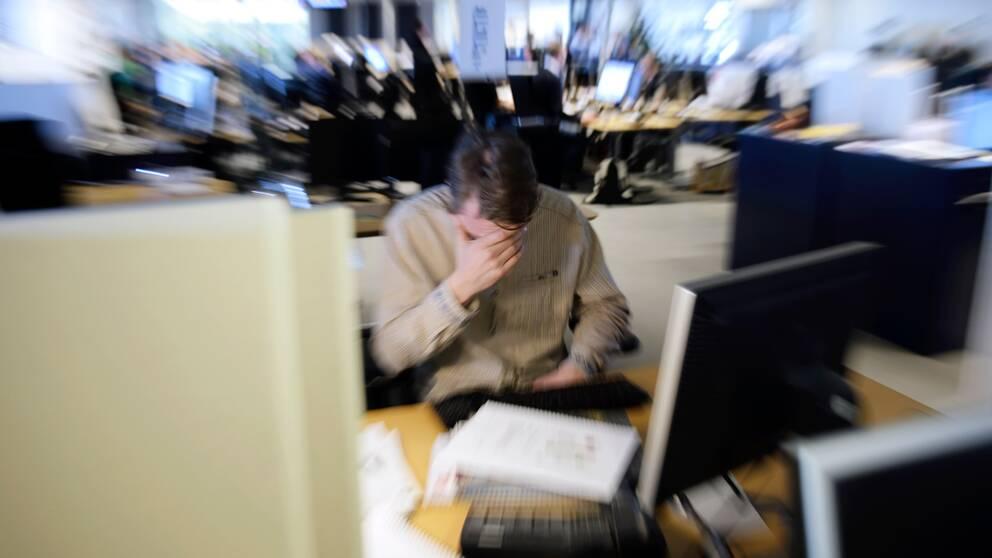 Jobbsamtal stressar kvinnor mer an man