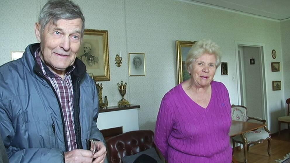 Gunnar och Inger Drakenberg