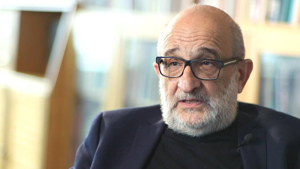 Kriminologen Jerzy Sarnecki