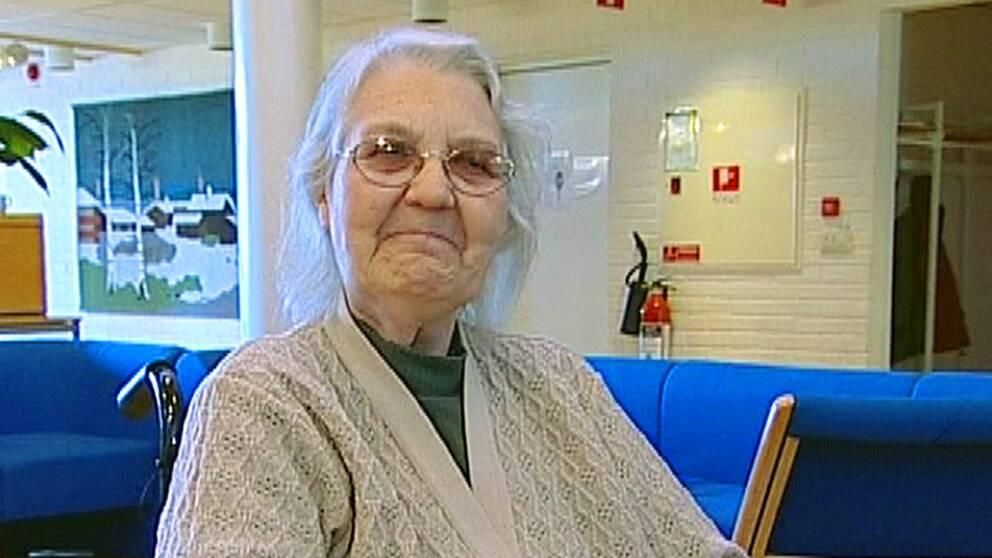 Ulla-Bell Thorin har avlidit