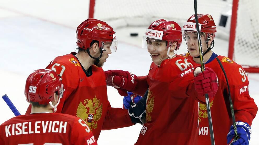 Matchguide rysslandtjeckien