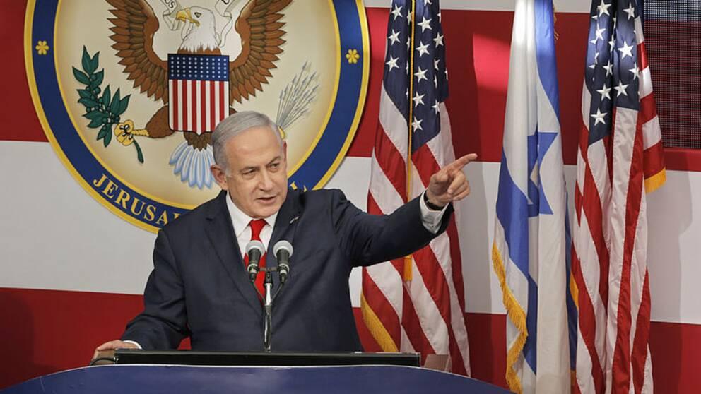 Israels premiärminister Benjamin Netanyahu.