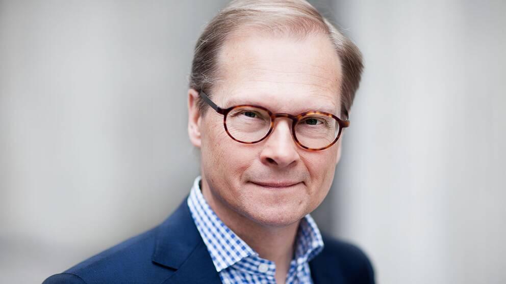 Mats Knutson, SVT:s inrikespolitiska expert