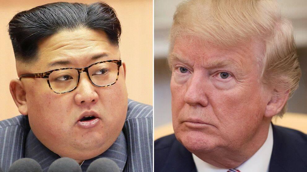 Nordkorea hotar ställa in USA-möte