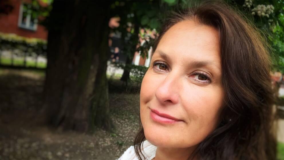 Susanne Gosenius.