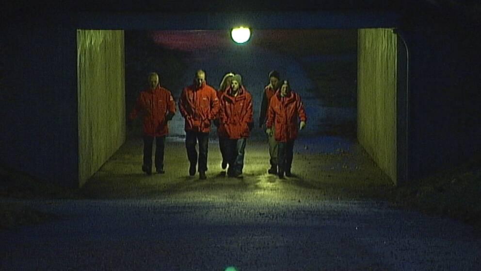 Föreningen Tryggare Ljungsbro nattvandrare nattvandring Linköping dubbelmord