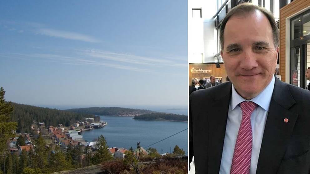 Stefan Löfven samlar sina nordiska statsministerkollegor på Ulvön under tisdagen.