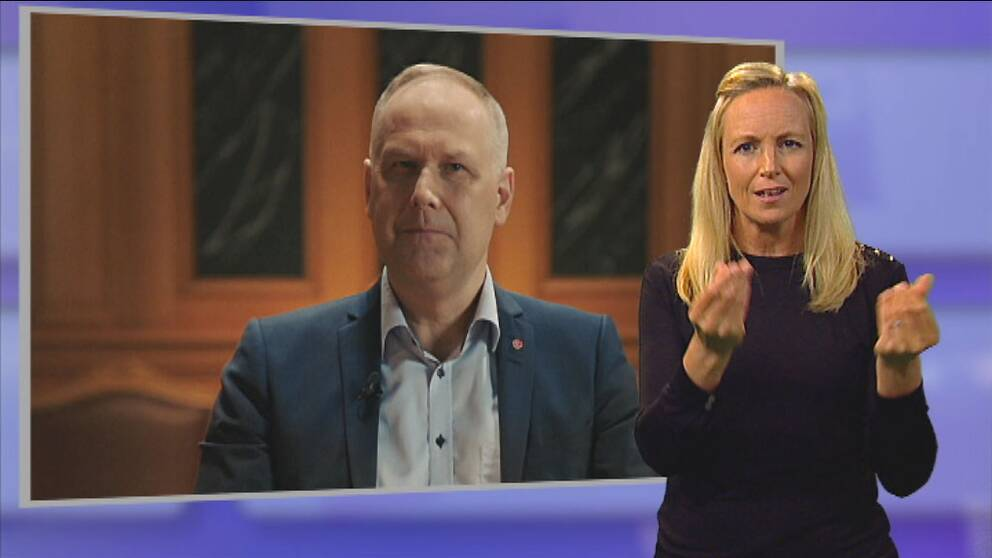 Tal till nationen – Jonas Sjöstedt (V)