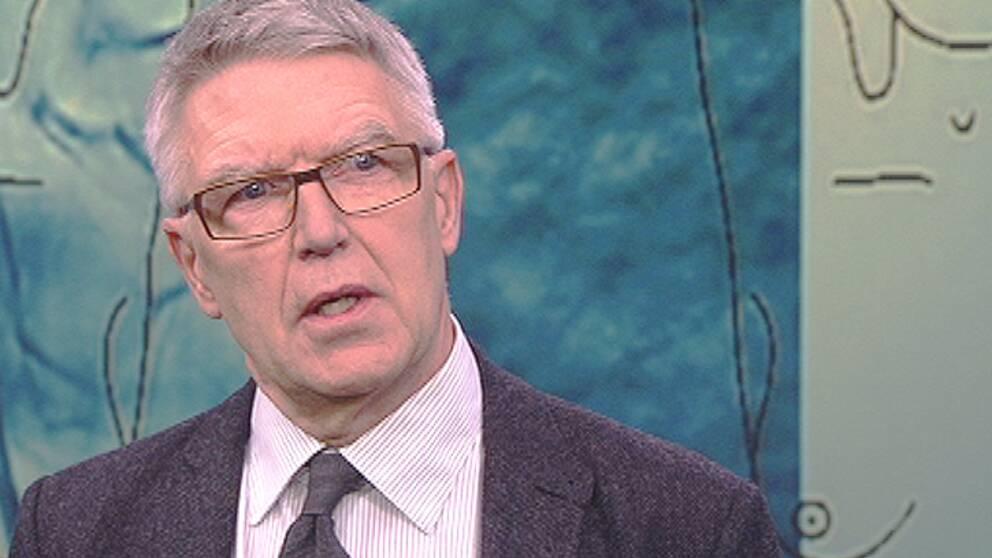 Lars Holmberg, chef för Cancercentrum Uppsala