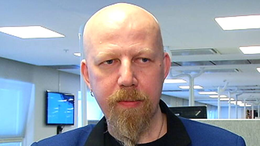 Daniel Nordström är chefredaktör för Arbetarbladet.