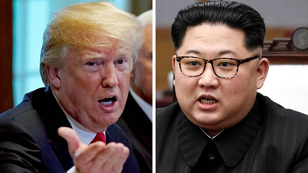 Kim redo att träffa Trump