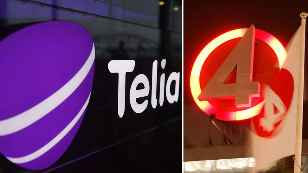 Uppgifter: Telia nära ett köp av TV4 och C More