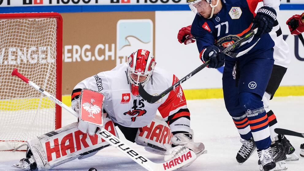 Sa har vi vill svensk ishockey ska vara