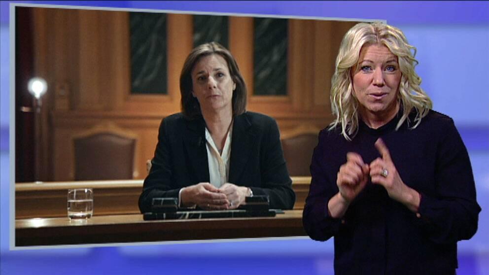 I Tal till nationen får ledarna för riksdagspartierna tala fritt om sin framtidsversion av hur Sverige ska se ut år 2028.