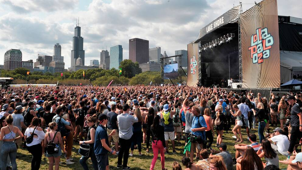Lollapalooza i Chicago 2017.