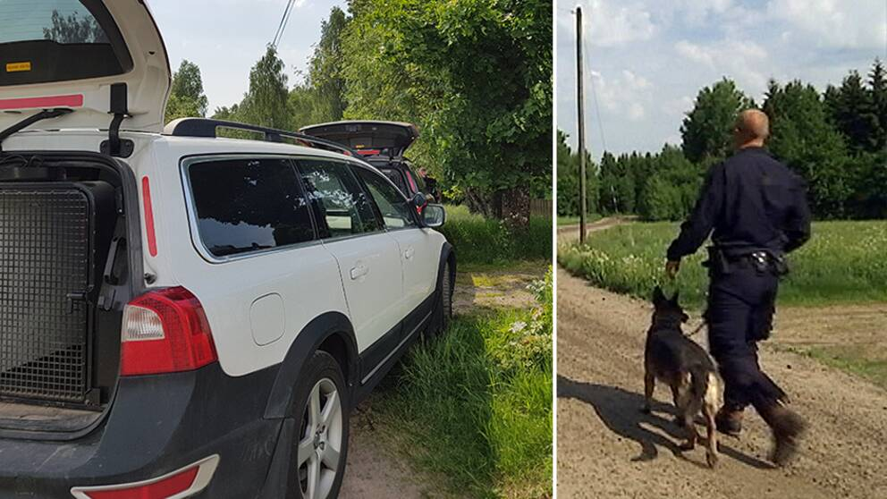 mord på gård utanför Torup i Hylte kommun
