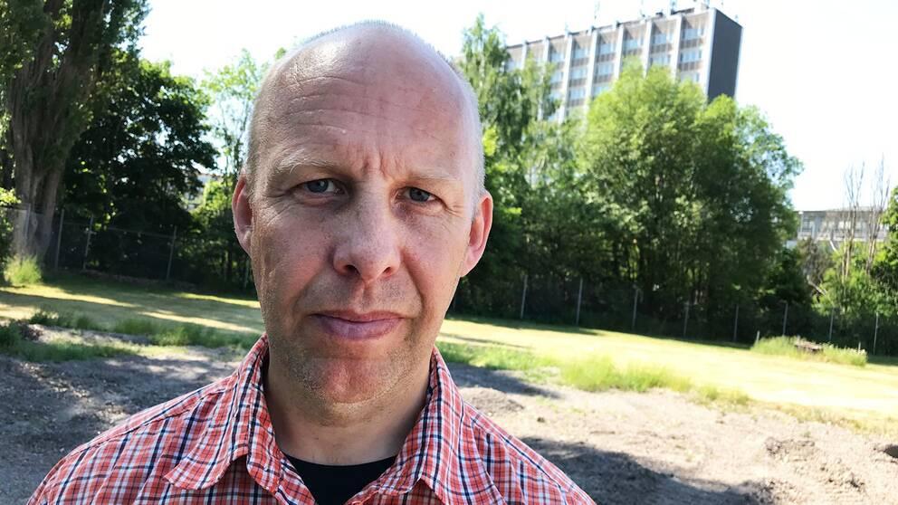 stefan holgersson polis polisforskare norrköping