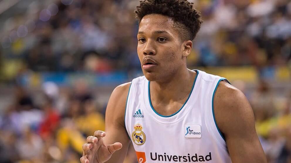 Melwin Pantzar har spelat i den spanska högstaligan den här säsongen.