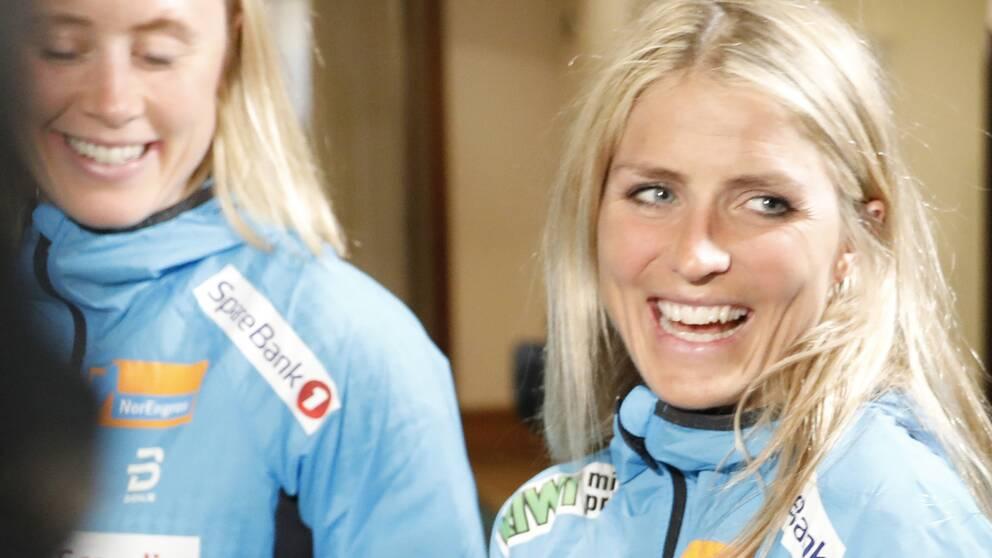 Therese Johaug gör comeback nästa säsong.