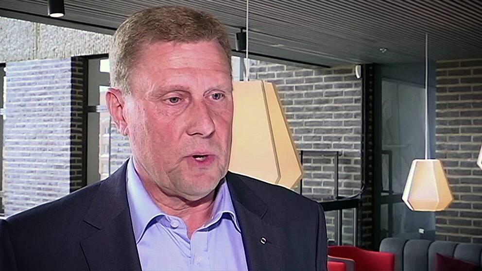 """""""Det finns kunder som reagerar över rabatten"""", säger Håkan Franzén på Trygg-hansa."""