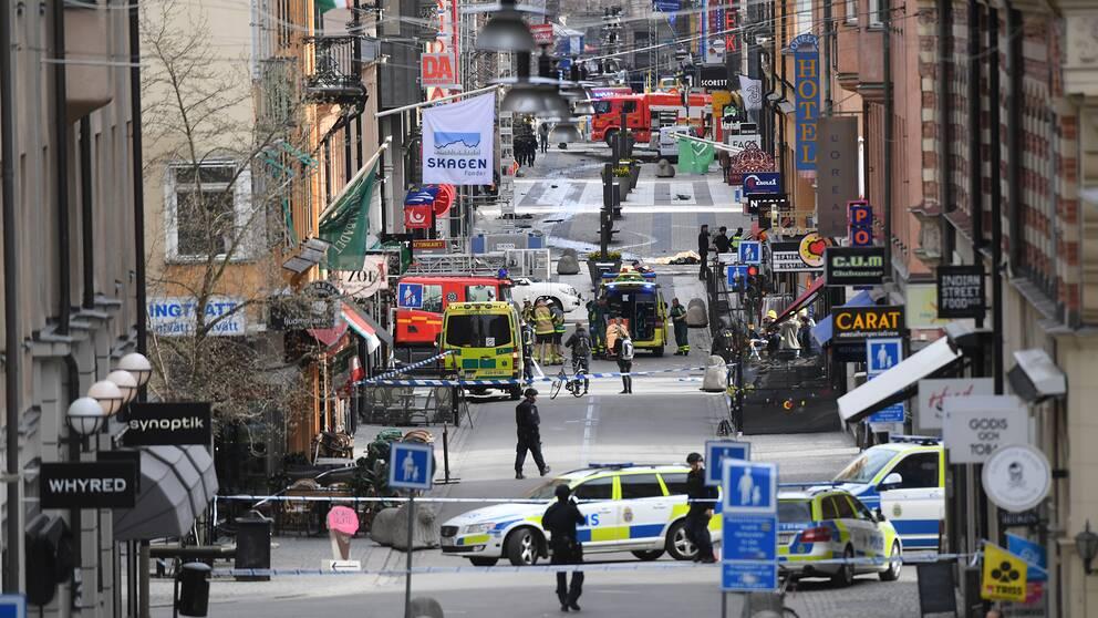 7 april 2017, datumet då Rakhmat Akilov utförde dådet på Drottninggatan i Stockholm – 14 månader senare kom domen i fallet
